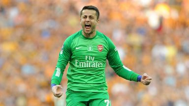 Lukasz Fabianski: Joins Swansea from Arsenal