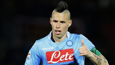 Marek Hamsik: Happy at Napoli and not looking to leave