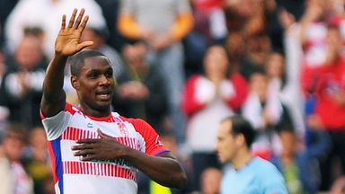 Odion Ighalo: Completes Watford switch