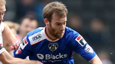 Adam Lockwood: Sticking with the Latics