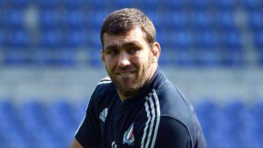 Quintin Geldenhuys: Will captain Italy on summer tour