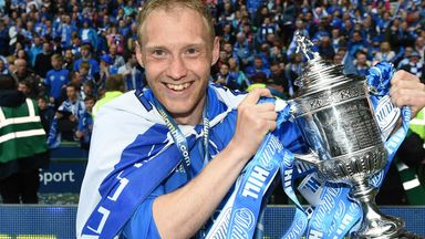 Steven Anderson: St Johnstone defender has signed a new deal