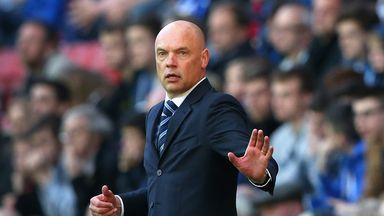 Uwe Rosler: Believes Wigan's new players will shine at the DW Stadium