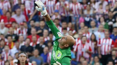 Willy Caballero: Goalkeeper is keen to impress at City