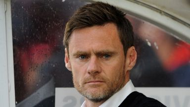 Graham Alexander: Not happy with the ref
