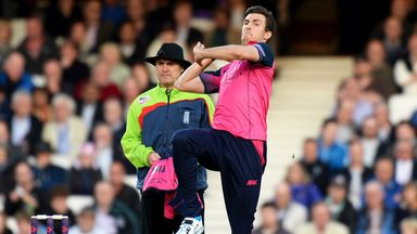 Steven Finn: Signs three year deal with Middlesex