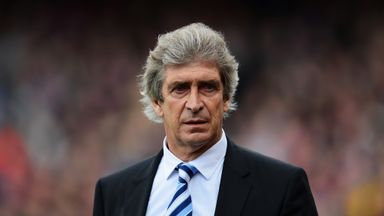 Manuel Pellegrini has added Fernando, Bacary Sagna and Willy Caballero to City
