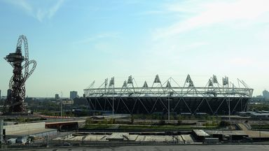 Barbarians and Samoa will be the first rugby union teams to play at the Olympic Stadium