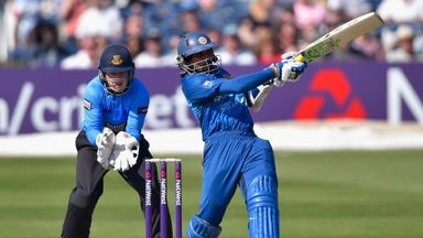 Tillakeratne Dilshan: Sri Lanka opener finished 73 not out from 31 balls