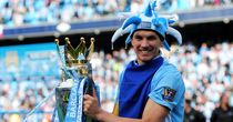 Edin Dzeko: Manchester City striker confirms he is in contract talks at the Etihad