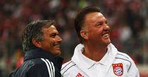 Louis van Gaal: Manchester United boss believes Jose Mourinho is his own man