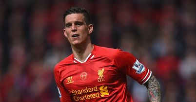 Liverpool defender Daniel Agger is wanted by Brondby.