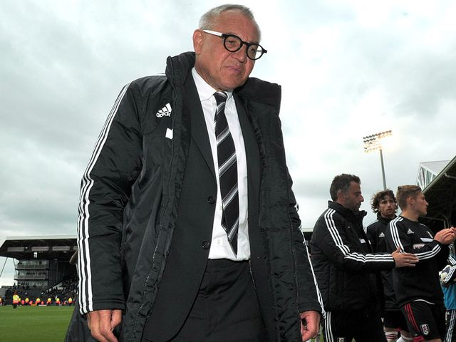Magath: Giving a chance to the Fulham youngsters