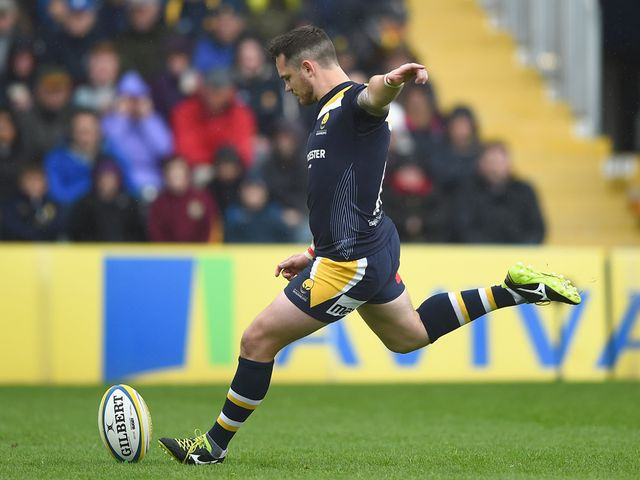 Ryan Lamb kicks Worcester to victory