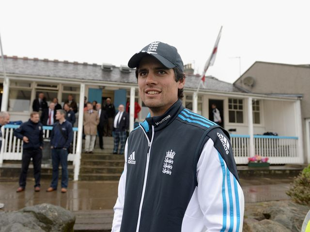 Cook: Happy to get a victory under his belt