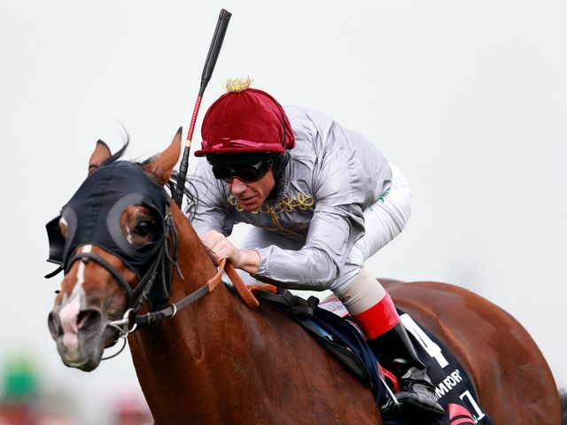 Olympic Glory and Frankie Dettori storm to Lockinge glory