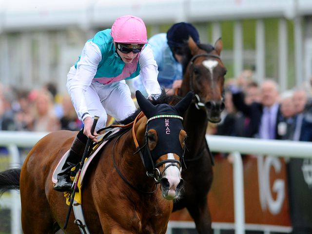 Telescope (right) aims to build upon his latest run at Chester