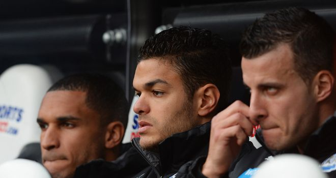 Hatem Ben Arfa: Missed the end of last season for Newcastle after disagreement with manager Alan Pardew