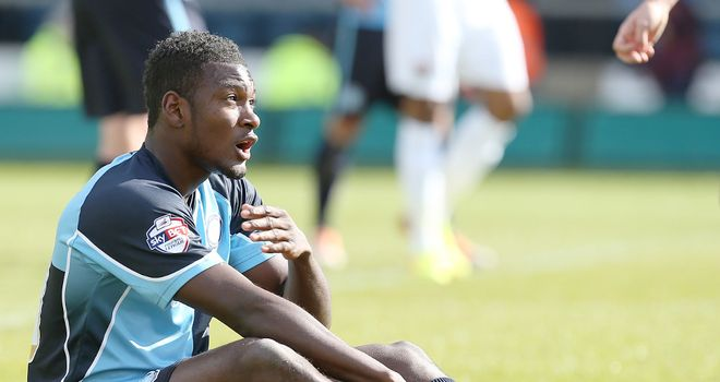 Aaron Pierre: Amongst the goals