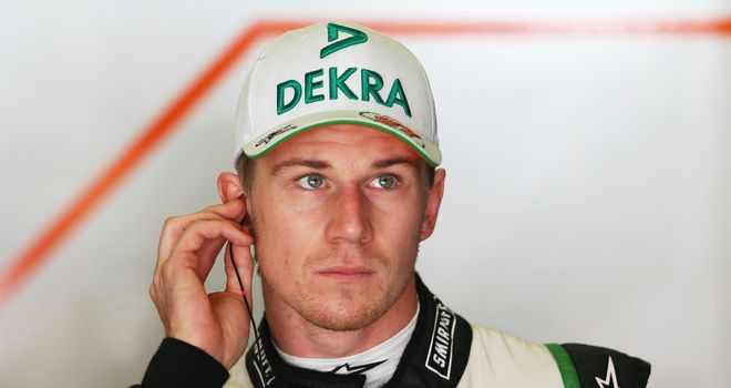 Nico Hulkenberg: Has scored points at every race