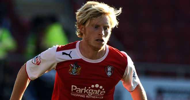 Ben Pringle: Believed to be attracting Premier League interest
