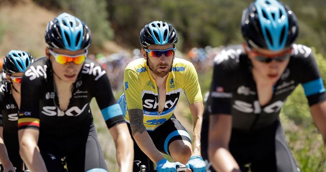 Sir Bradley Wiggins: No issues on Pacific coast