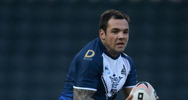 Jason Crookes: Featherstone loan move for Hull winger