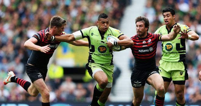 Northampton Saints: Finished second in the league but came through play-offs to be crowned Premiership champions
