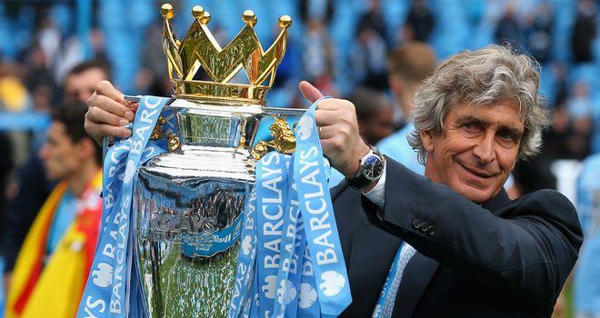 Manuel Pellegrini: More silverware the focus for City boss