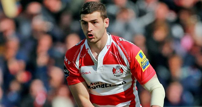 Jonny May: Hoping to cement England spot ahead of next year's World Cup
