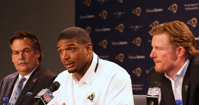 Michael Sam: First openly-gay player in NFL