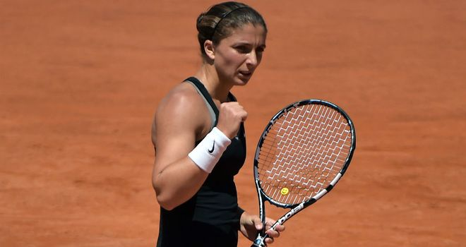 Sara Errani: The Italian overcame Jelena Jankovic at the Foro Italico