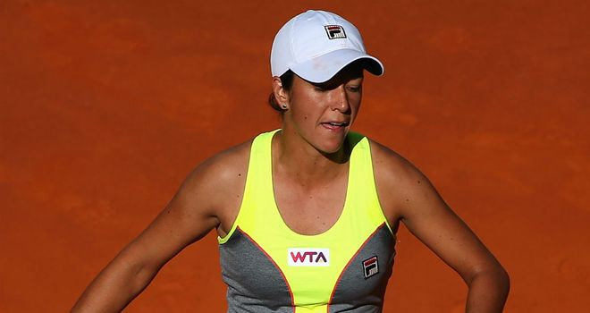 Silvia Soler-Espinosa: The Spanish qualifier reaches Strasbourg final