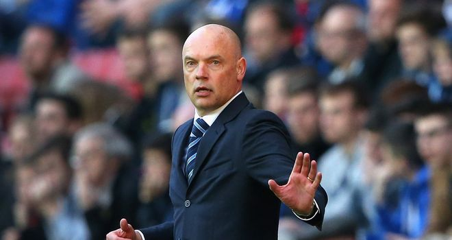 Uwe Rosler: Keen to bring in reinforcements for Wigan