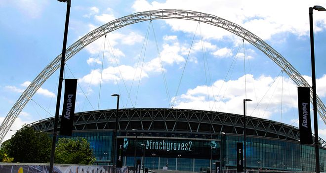 Wembley is now the favourite to stage the final of Euro 2020
