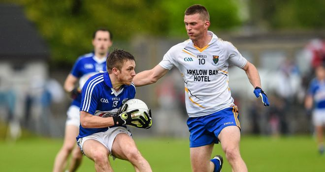 Ross Munnelly: Kicked nine points against Laois