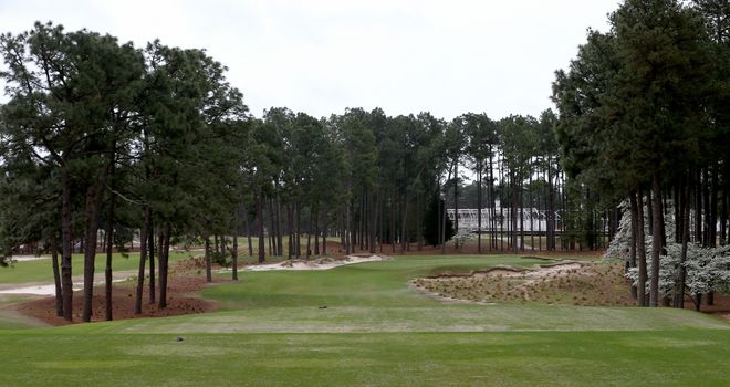 Pinehurst: Landon Michelson's dreams of playing here in June are over