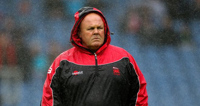 London Welsh head coach Justin Burnell wants more new faces at the club before next season