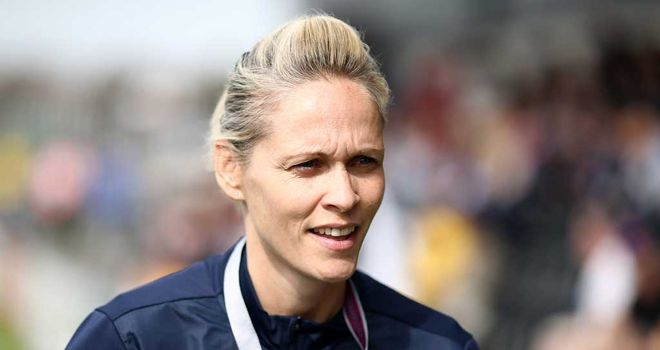 Shelley Kerr: Arsenal Ladies manager to step down