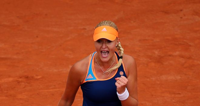 Kristina Mladenovic: Former French Open junior title shocked Li Na in Paris