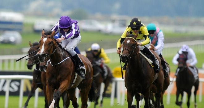 Marvellous: Heads the Oaks betting