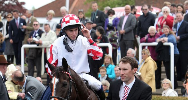 Sole Power: Set to line up at York.