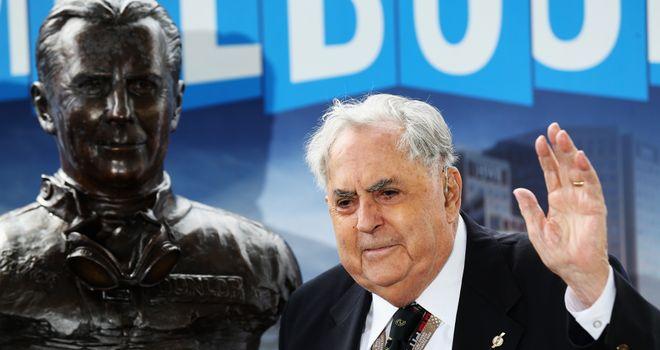Sir Jack Brabham won three World Championships