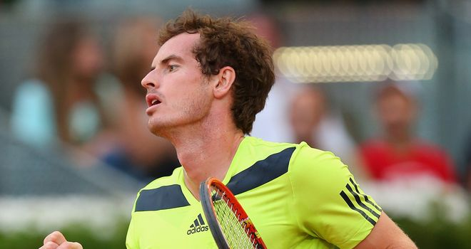 Andy Murray: Might head to Paris without full-time coach