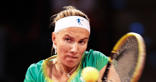 Svetlana Kuznetsova: The Russian has found some form of late, making the quarters in Stuttgart