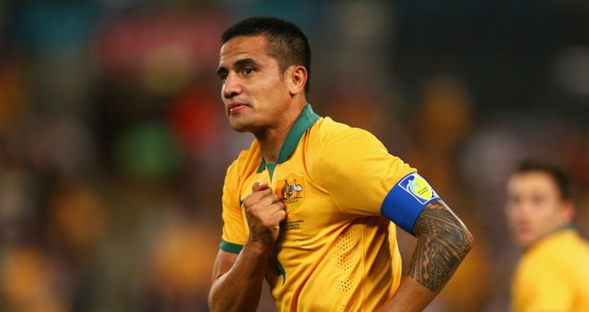 Tim Cahill: Scored Australia's equaliser against South Africa