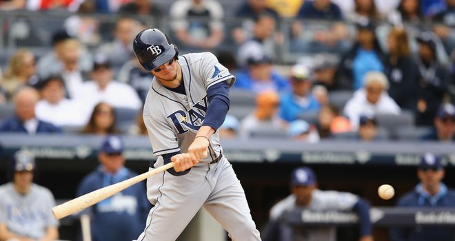 Wil Myers hits an inside the park home run against the New York Yankees