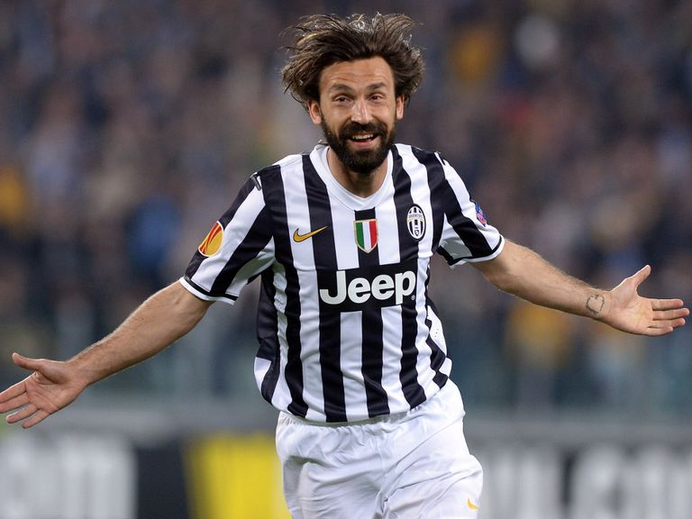 Andrea Pirlo: New Juve deal