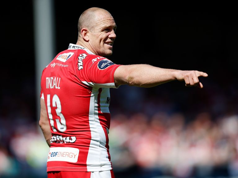Tindall: Retired after 17 years in professional rugby union