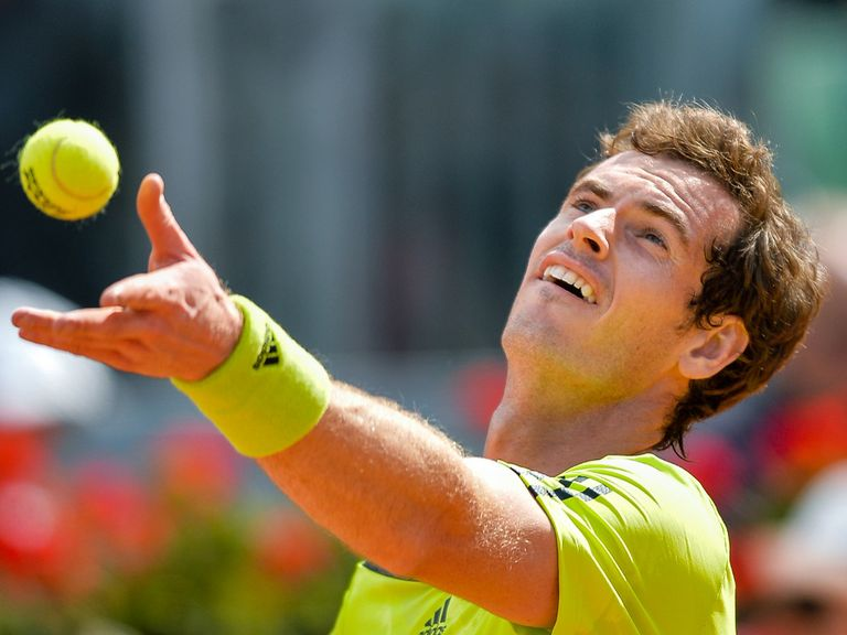 Andy Murray: Preparing for the French Open